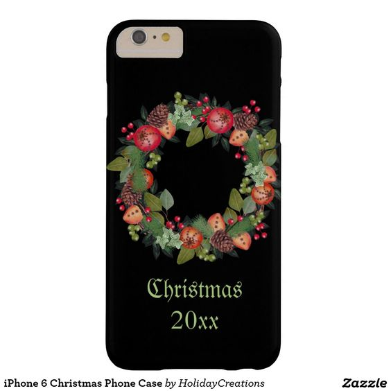 iPhone 6 Christmas Phone Case