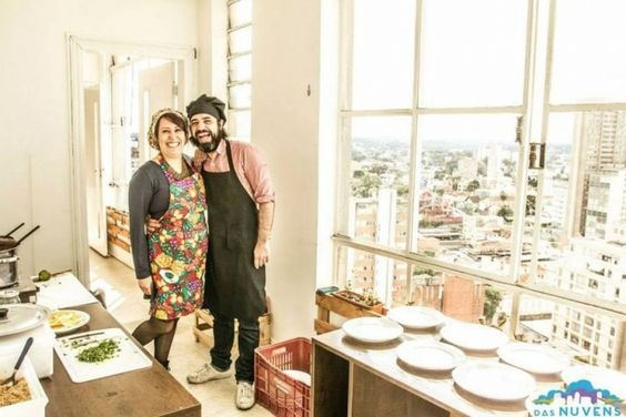 Ecozinha: refeições colaborativas, vegetarianas e cheias de afeto   Portal Namu