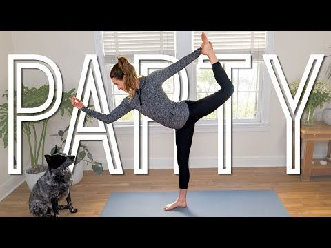 Yoga Party Yoga With Adriene Youtube Yoga With Adriene Yoga Party Free Yoga Videos