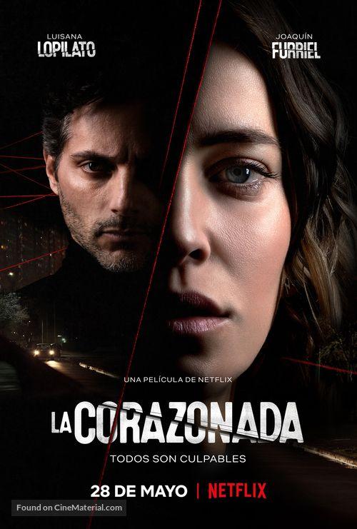 La Corazonada 2020 Argentinian Movie Poster Ver Peliculas Online Peliculas Ver Peliculas