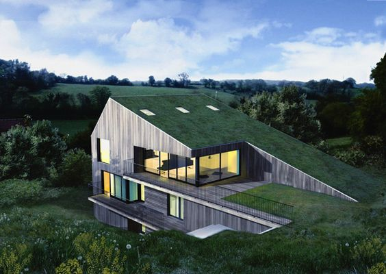 Project Gridless: 25 Examples of Off the Grid Homes + Green Architecture |  Green |