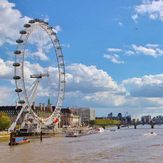 """""""When a man is tired of London, he is tired of life"""" - Samuel Johnson  London, England."""