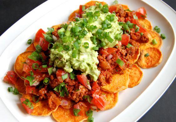 nacho recipe: