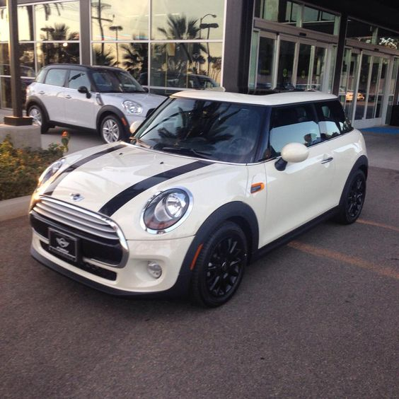 Most Reliable Mini Coopers: SOLD 2014 MINI COOPER HARDTOP In Pepper White. Motor