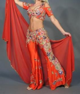 WORLD DANCE: Belly Dancing Costumes