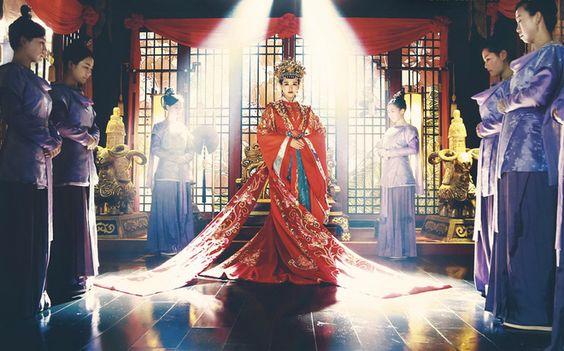 Phượng Mưu Hoàng Kế Trung Quốc