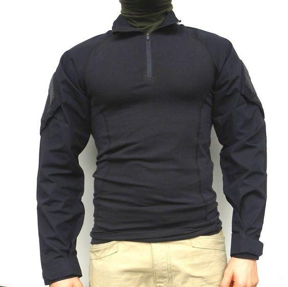 5.11 Rapid Assault Shirt Dark Navy Blu - Camicie - Abbigliamento