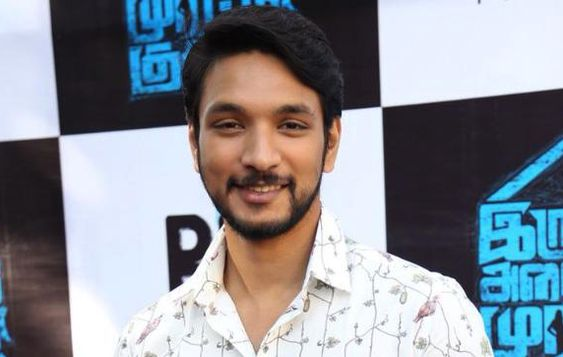 Gautham Karthik's next film titled 'Chella Pillai'