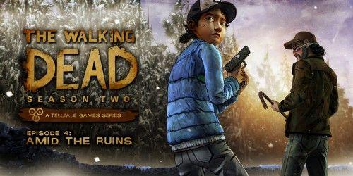 The Walking Dead saison 2 (jeu) : L'épisode 4 la semaine prochaine !