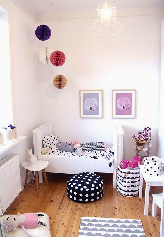 the boo and the boy girls rooms  Bb  Pinterest  Get