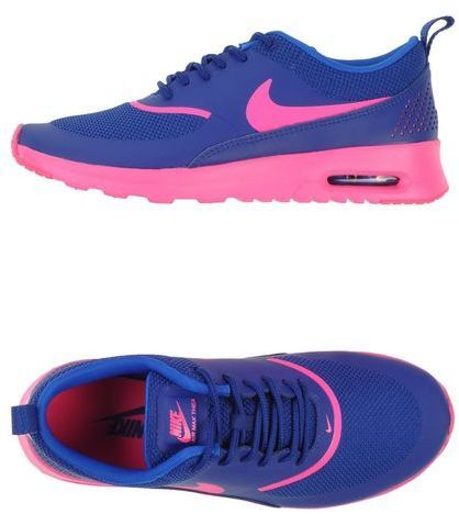 NIKE Low Sneakers & Tennisschuhe