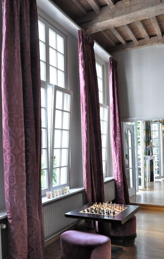 The O 39 Jays Purple And Purple Velvet On Pinterest