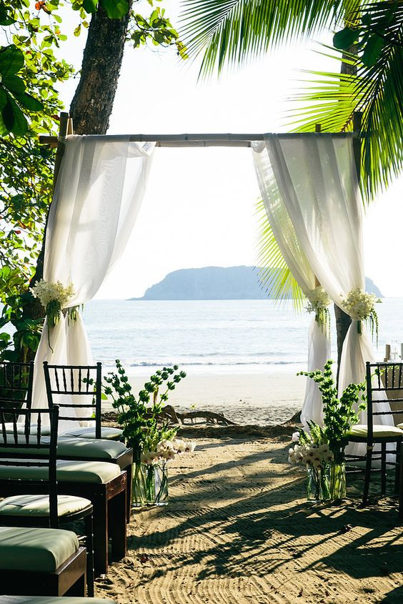 Come Away to This Enchanting Costa Rica Wedding: