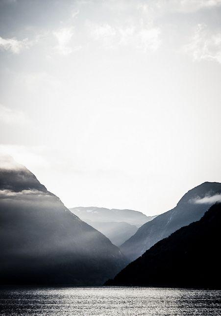 eidfjord, norway: