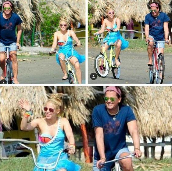 Carlos Vives, Shakira – La Bicicleta acapella