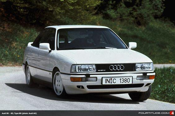 Audi 90 Quattro B3 (1989)