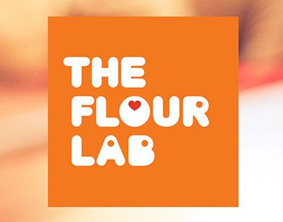 "This was a concept I made for a cake and pastry business called ""The Flour Lab"". The design rationale for this project was based on the following:1. Typography - I used a bespoke rounded type to touch on that soft and heartwarming feeling from cakes and…"