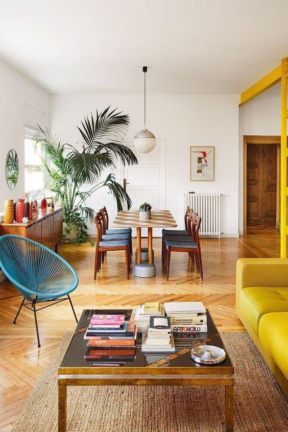 70s Interior Design Modern