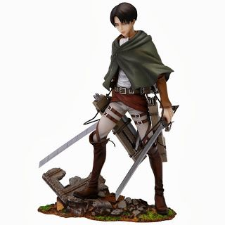 Levi in figure