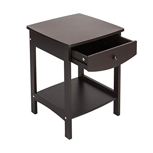 Night Stands End Table Bedroom Furniture Bedside Shelf Nightstand