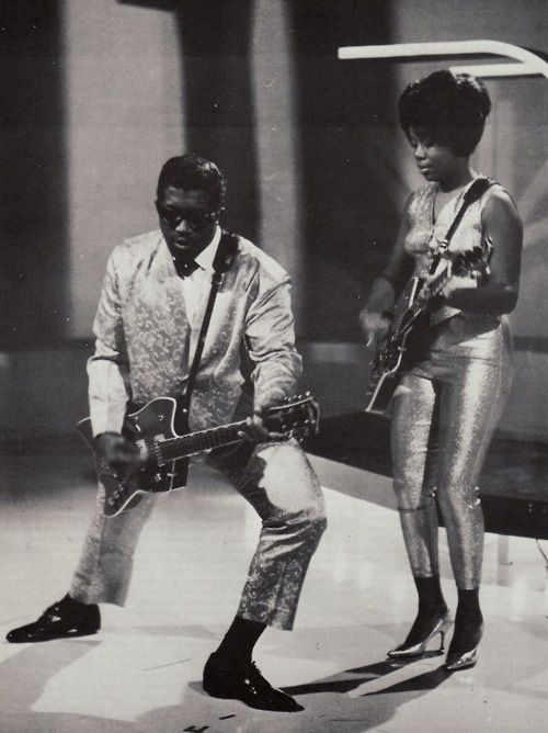 Bo Diddley & Wofford Norma Jean AKA The duchess