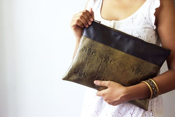 Distressed leather Portfolio Case!!! - Hand Crafted High Quality - resume holder