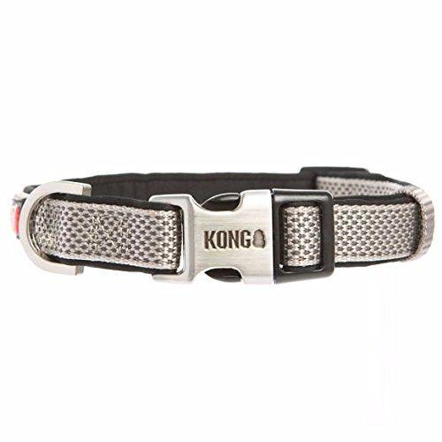 New Kong Comfort Dog Collar Gray Xl You Can Get Additional