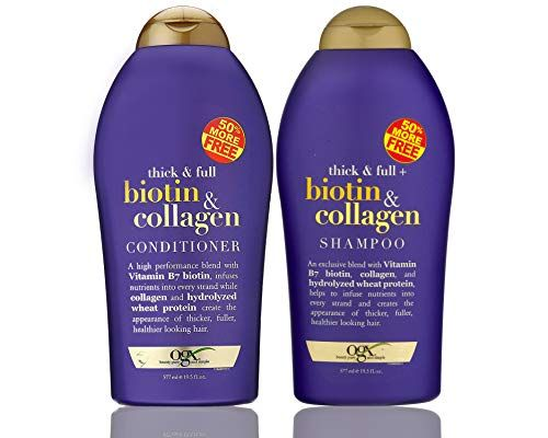 10 Best Biotin And Collagen Shampoo With Images Biotin Shampoo
