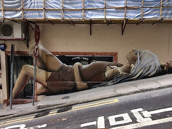 Street Art by Victoriano