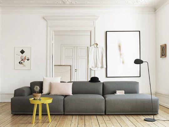 Un canapé modulable et design à moins de 2 000 euros - 20 canapés tendance de 500 à 2 000 euros - CôtéMaison.fr