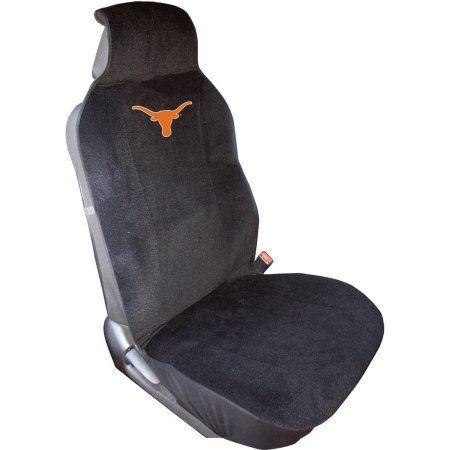 Ncaa University of Texas Longhorns Seat Cover, Multicolor