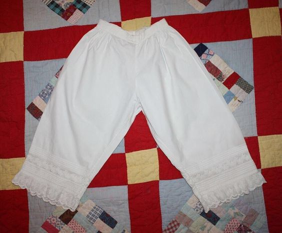 Antique Child's Bloomers