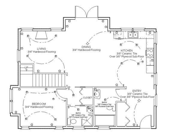 Draw my own floor plans make your own blueprint how to for Build my own floor plan
