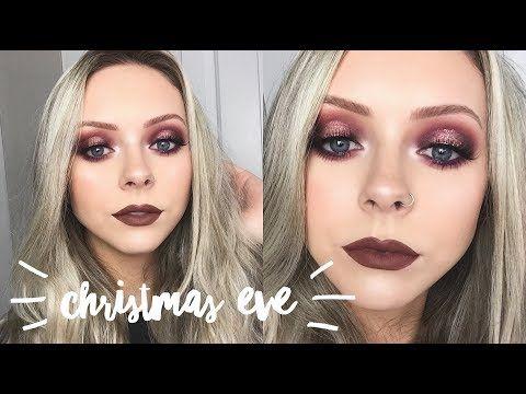 Grwm Christmas Eve Grungy Holiday Makeup Tutorial Youtube Holiday Makeup Tutorial Holiday Makeup Christmas Eye Makeup Get ready for the holiday. pinterest