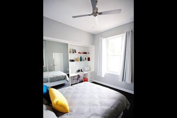 Dani and Dan's 4th bedroom/study