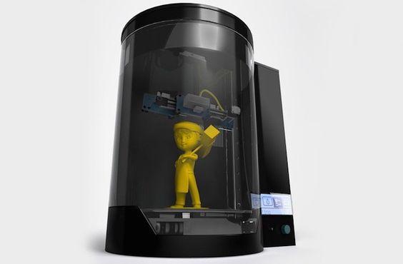 Hoje as impressoras 3D exigem que o objeto seja projetado no computador para ser impresso, mas a Blacksmith Genesis vem facilitar isso, reunindo scanner 3D e copiadora em um único dispositivo. O projeto está no site de financiamento coletivo Indiegogo e deve chegar em março de 2015 por US$ 1.395 - leia mais no TechTudo, por Raquel Freire.