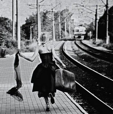 Adventures rarely go as planned ... and most times the best parts happen spur of the moment or on the path you didn't plan to take.: Annakarenina, Running Late, Black White Photography, Black And White, Have A Nice Trip, My Life, Train Stations, Anna Karenina, My Style