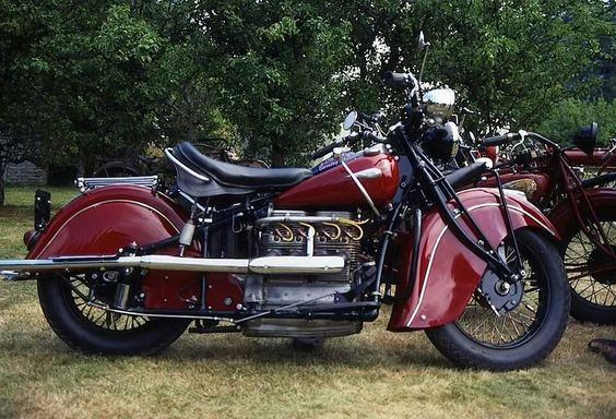 1940 Indian Four