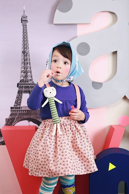 Little Girl Style  www.piccolielfi.it