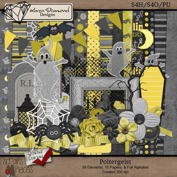 Karen Diamond Designs new kit Poltergeist.  Pick it up here:  http://www.scraps-n-pieces.com/store/index.php?main_page=product_info=66_104_id=1849