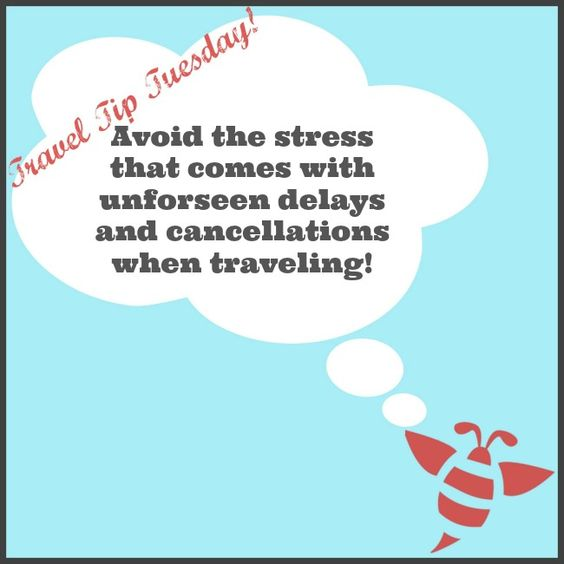 Remember that airlines do not guarantee their schedules and are prone to delays and cancellations. Ensure that you allow yourself enough time to make your connecting flight in the event of a delay. Working with a good travel advisor will help alleviate the stress of delays and cancellations when traveling! #LuxuryTravel #Getaways #BeRelaxedDestinations
