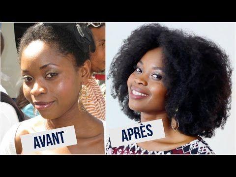 3 MOIS DE POUSSE! Résultats Challenge Pousse Cheveux Afro 2017  Animation réseaux sociaux