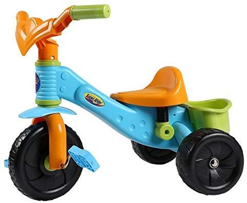 Amazon Com Virhuck Kids First Ride Trikes For Kids Toddlers