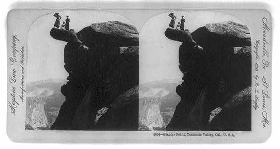 Glacier Point, Yosemite Valley, Cal.