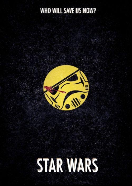 Star Wars a la Watchmen