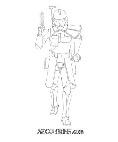 Star Wars Clone Trooper Coloring Pages Clone Trooper Assault By Free Star Wars Coloring Pages Ca In 2020 Star Wars Coloring Sheet Star Wars Clone Wars Coloring Pages