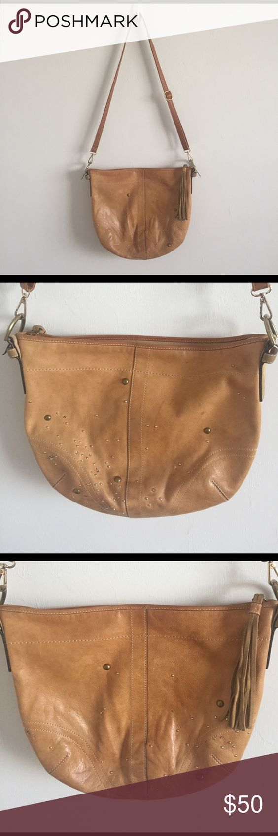 Coach hobo style leather bag | Hobo style, Coaches and Coach bags