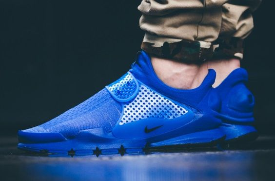 nike dunk quasar violet - On Feet Shots of The Nike Sock Dart ��Independence Day�� Pack ...