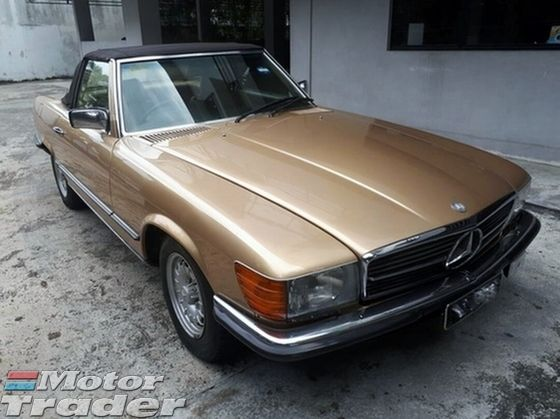 Mercedes Benz Sl 280sl 300sl Sl Slc Classic Convertible Used Car