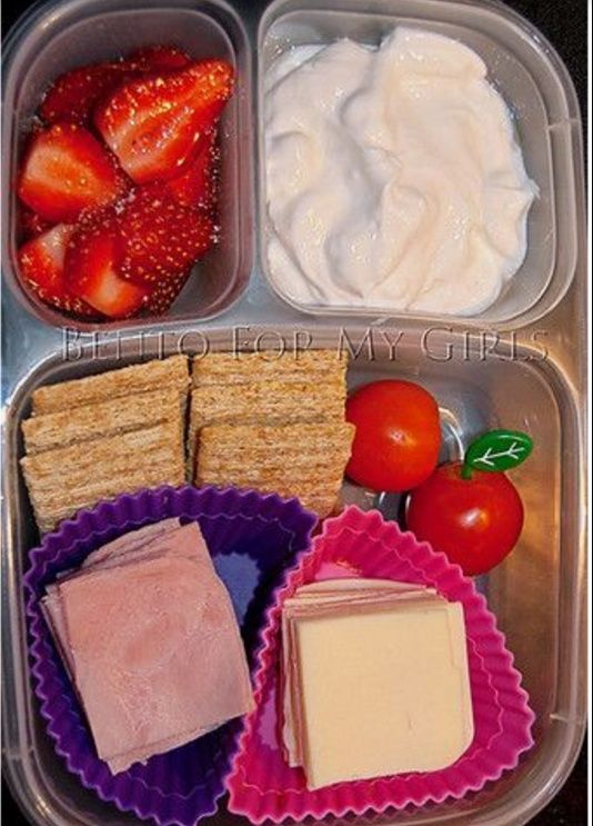 Healthy School Lunches for your kids.